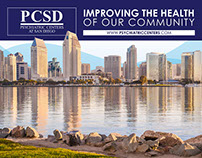 PCSD - Tradeshow Booth