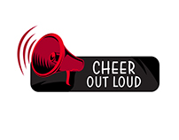 Cheer Out Loud Logo