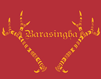 Barasingha Logo and debut EP cover