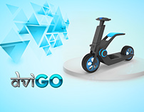 Dvigo- Last Mile Connectivity Vehicle