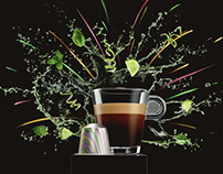Nespresso Middle East - Product Page E-shop