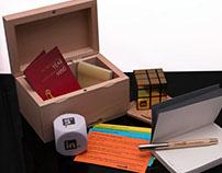 Linkedin New Year Goodie Box