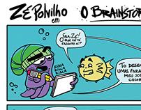 Zé Polvilho #3 - CannabiComix