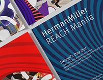 REACH 2016 from Herman Miller - Graphic Identity