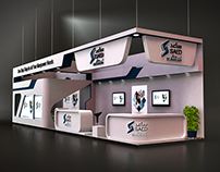 SAED Exhibition Booth