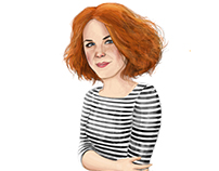Kristina Portrait