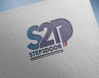 Step 2 door | Projekt logo oraz identyfikacja wizualna