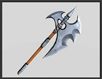 Two-Handed Axe 01