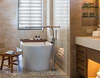 Chileno Bay Resorts / Bathroom / MEXICO
