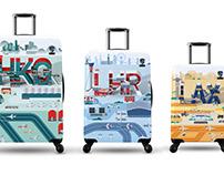 Heys Luggage
