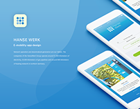 E-mobility-mobile app- UI/UX