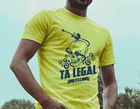 Estampas - Ta Legal Surf