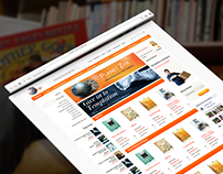 Planet Zoe Webshop UI Design