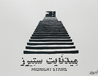 Midnight stairs Poster's