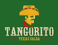 Tangorito Logo Concept