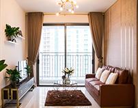Golden 3 Bedrooms Apartment in Vietnam