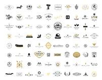 * Funnel : Eric Kass : logos 1991–2019 //