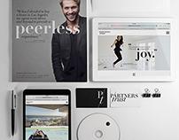 Brand Refresh :: Partners Trust :: Luxury Real Estate