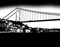 İstanbul Boğaz - Bosphorus / Threshold Series