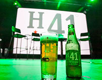 H41 WORLD LAUNCH EVENT - Venticento