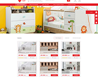Cilek furniture online store