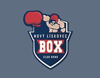 Box club Brno - logo design