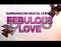 Febulous Love @ Summarecon Digital Center (SDC)