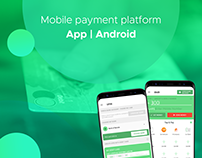 MoBI | Android Mobile Payment Platform