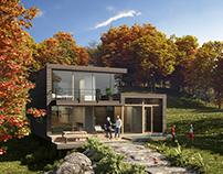 GreenHouse Hillsided