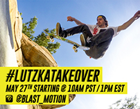 Greg Lutzka Takeover Campaign