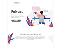 Greative Web Project