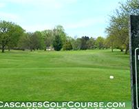Cascades Golf Course - 17th Hole