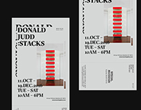Donald Judd Exhibition