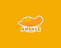 Ándale | #Logofólio