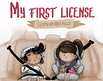BMW Kids Book – Road safety