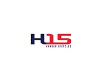 Hangar 15 Race Team Logo Design