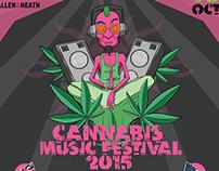 Cannabis music festival