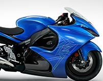 Blue Astore