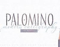 Palomino Font Family