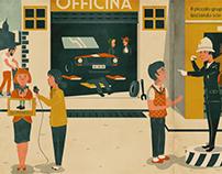 """""""Martino senza fine"""" - personal project book"""
