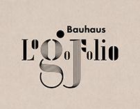Bauhaus Logofolio
