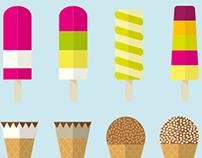 want ice cream