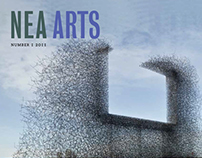 NEA Arts Magazine for National Endowment for the Arts