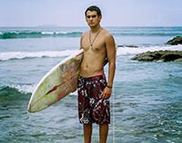 Surfers by Joaquin Trujillo