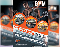 Gym Product Sales Offer