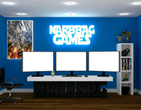 Header Narbbag Games