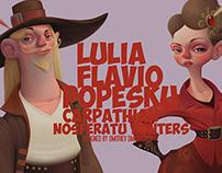 Nosferatu hunters