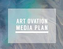 Art Ovation Brand Strategy and Media Plan