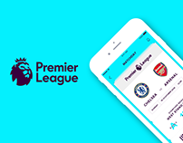 Premier League UI Concepts