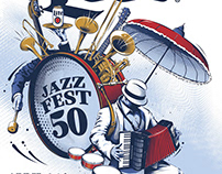 Miller Lite Jazz Fest